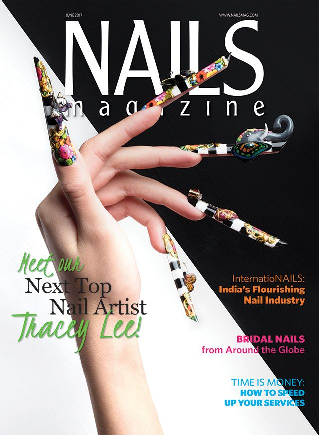 Nail Technician Tips Nails Magazine June 2017 Issue
