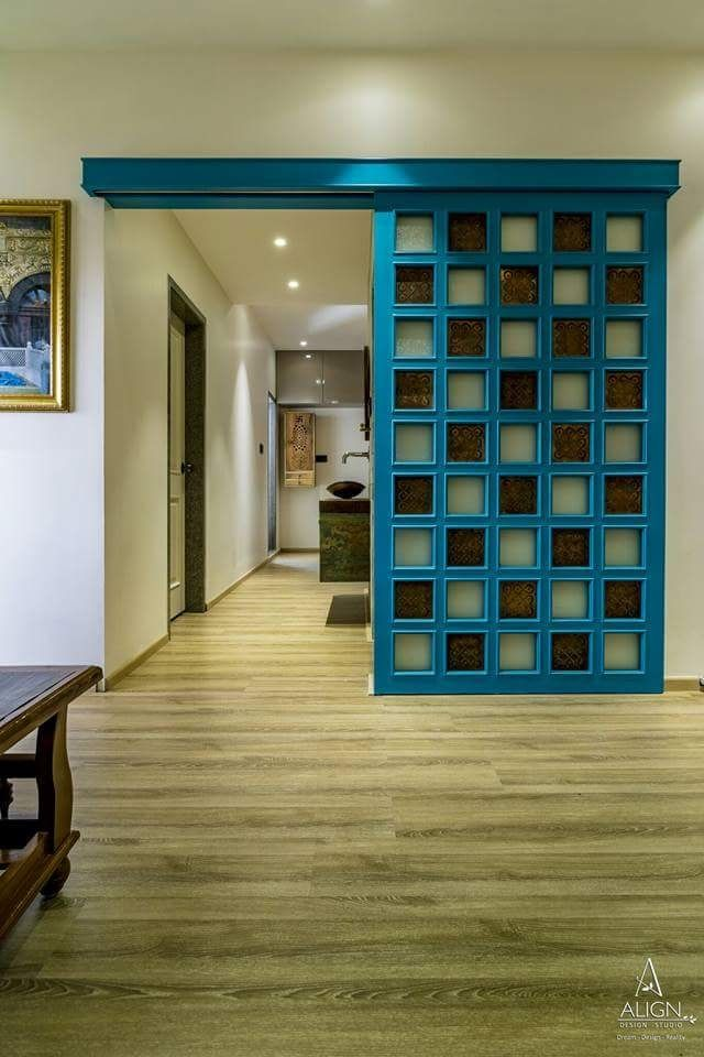 an elderly couple's 800square foot apartment with