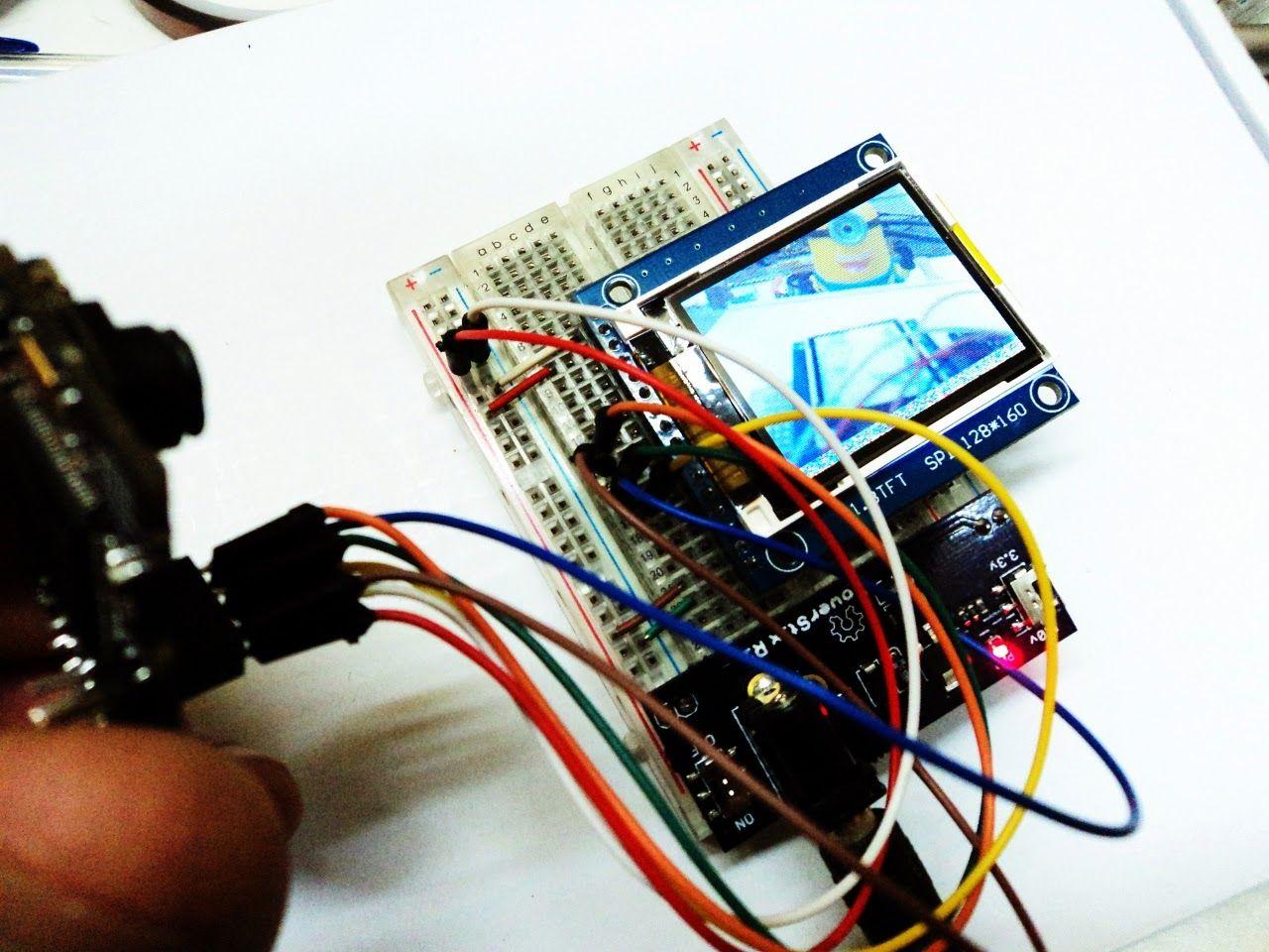OpenMV, Python-powered machine vision modules | In the Wild