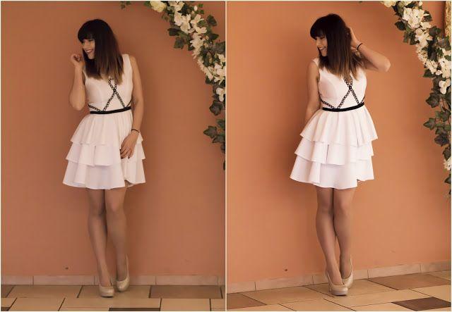 Коктейльне плаття Частина 3 - шия ... тому що я люблю тебе, і я можу.