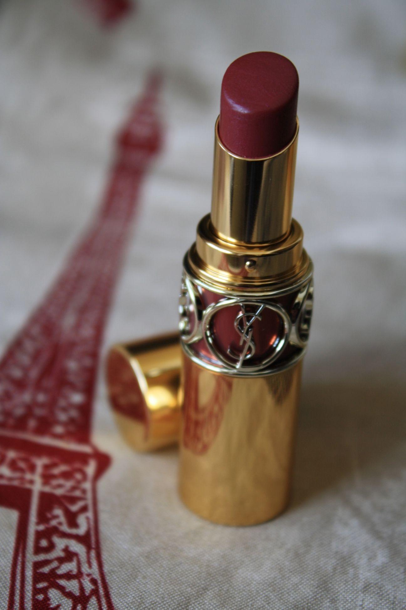 Highend Lipstick Review Series YSL
