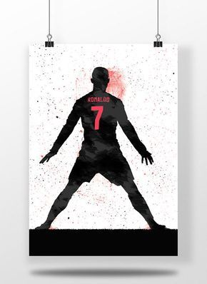 Cristiano Ronaldo B W Portrait Poster Painting Tenorarts Cristiano Ronaldo Wallpapers Ronaldo Wallpapers Vector Portrait