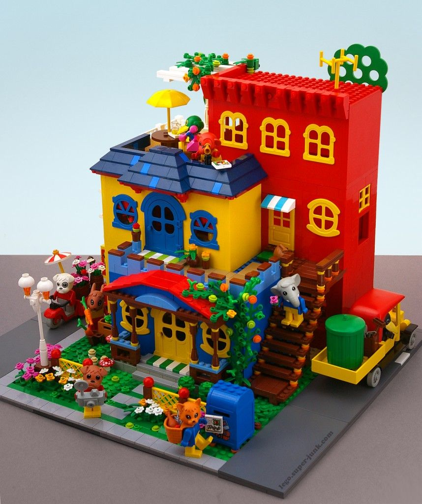 Fabu 2 Melissa S Lego Vintage Lego Lego Lego Creations