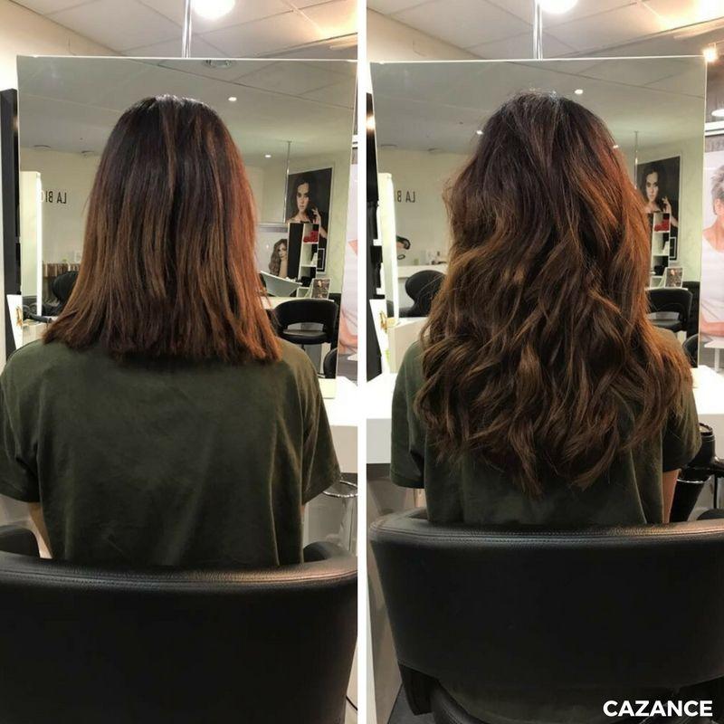 Enlever coloration cheveux sur les mains