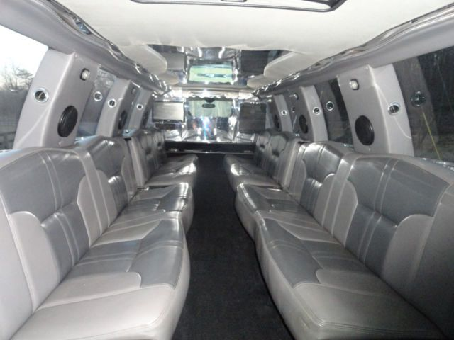 FORD EXCURSION LIMO LIMOUSINE PARTY BUS 200 22 PASSENGER ULTRA READY TO MAKE