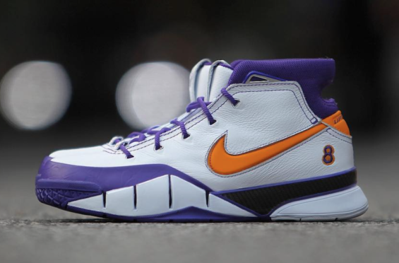 A Closer Look At The Nike Kobe 1 Protro Final Seconds The Nike Kobe 1 Protro