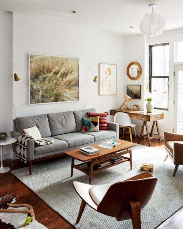 48 Best Modern Small Living Room Decor Ideas For Your Apartment Smalllivingro Living Room Decor Apartment Small Living Room Decor Apartment Living Room Design