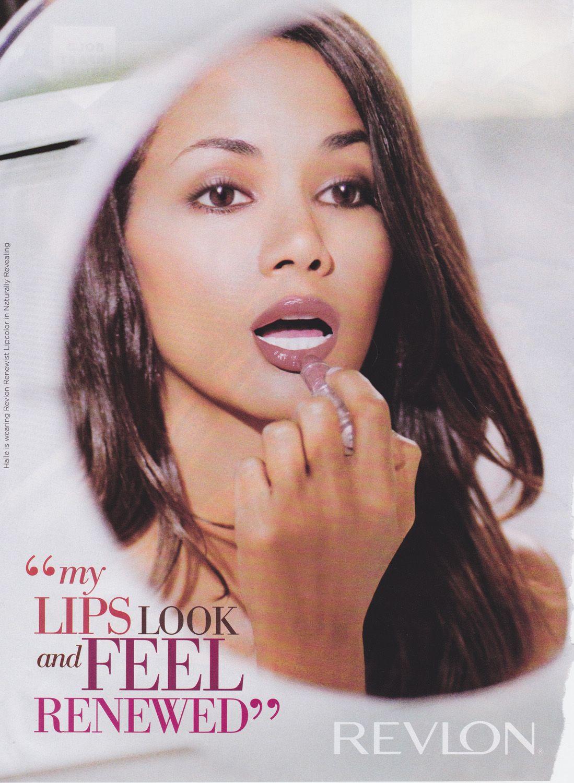 Halle Berry Revlon | cosmetics ads | Pinterest | Berries, Revlon ...