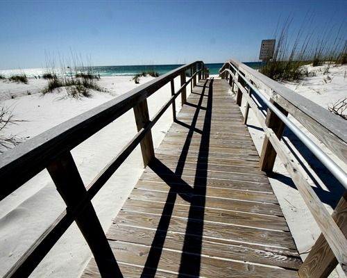 Beach Boardwalk At The Fairfield Inn And Suites In Orange