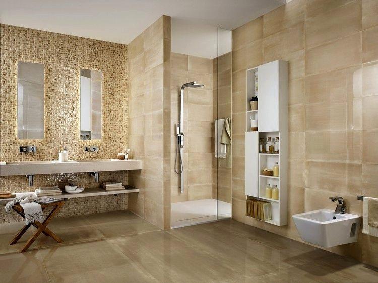 Badezimmer Fliesen Modelle Beige Fliesen Bad Luxus Bad Gestalten