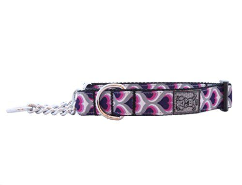 RC Pet Products 34Inch Training Martingale Dog Collar 9 to