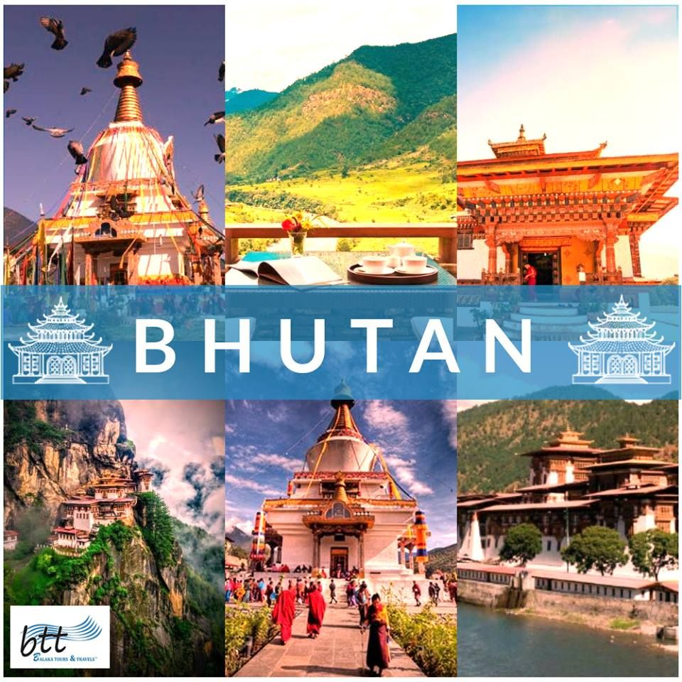 Tourism Destinations Travel To Bhutan And Other Exciting Tourist Destinations Of India