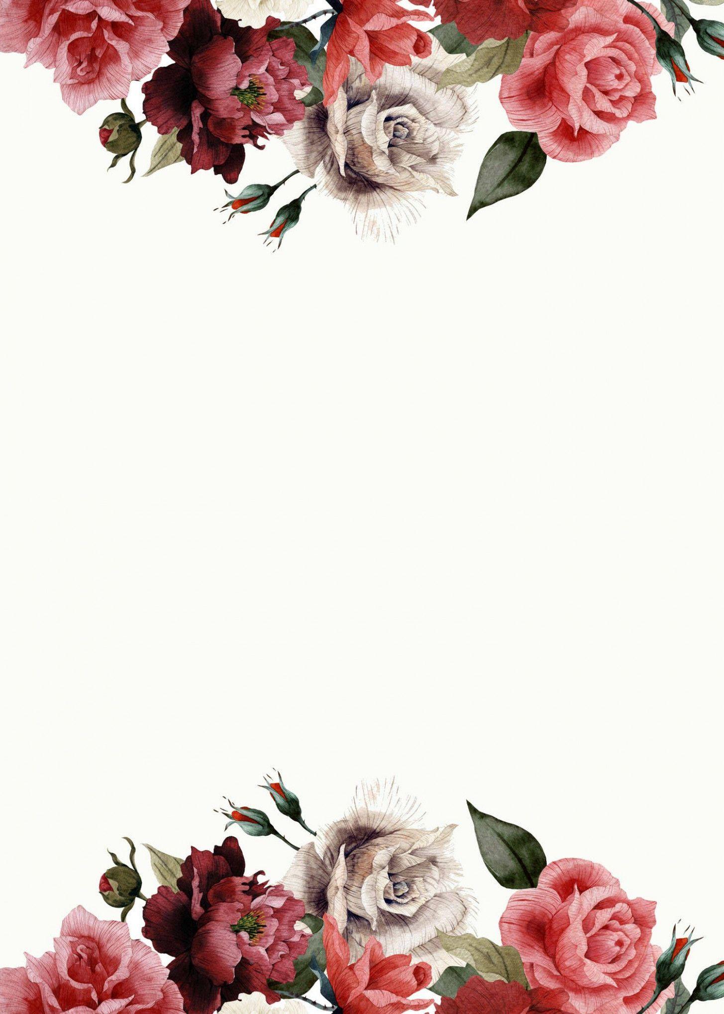 wedding card background jpg blank