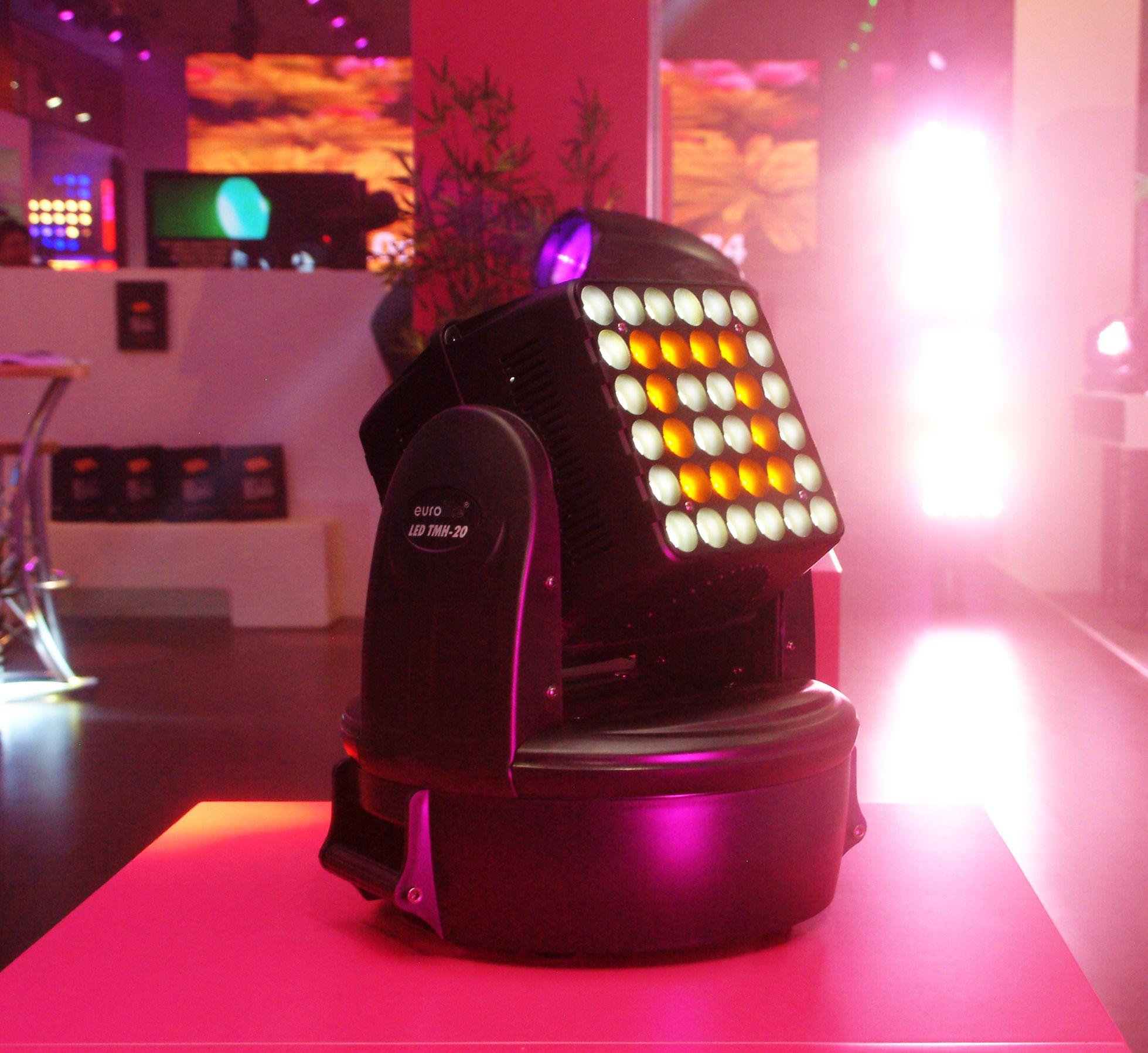 Prolight Sound 2012 With Steinigke Showtechnic