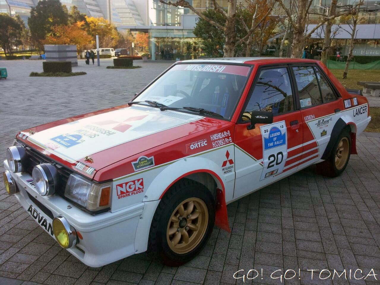 Mitsubishi Lancer Rally Car | Classic Cars | Pinterest | Mitsubishi ...