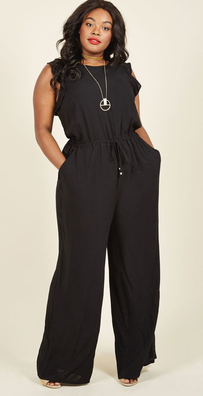 0d532d306f9 Plus Size Jumpsuit