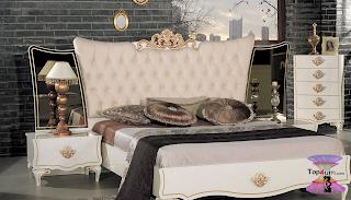 غرف نوم تركي باحدث صيحات الديكور العالمية للعرسان 2021 In 2021 Furniture Bed Home Decor