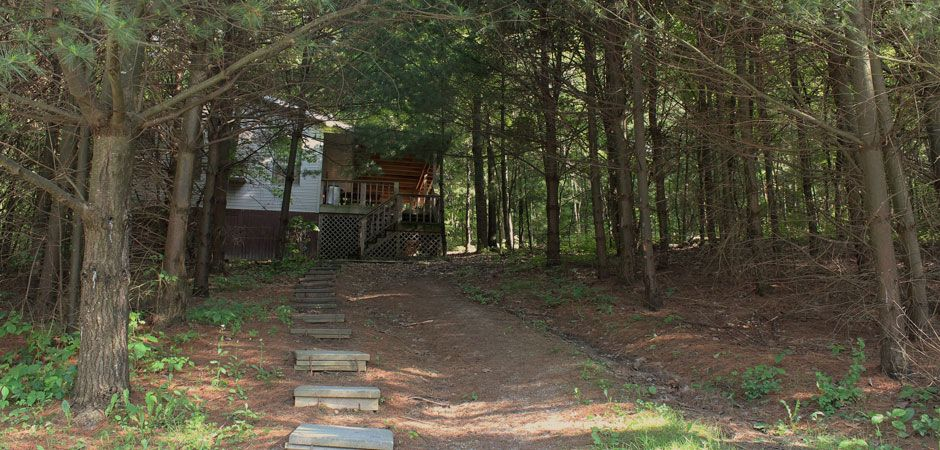 Timberline Cabins - Southern Ohio Vacation Cabin Rentals