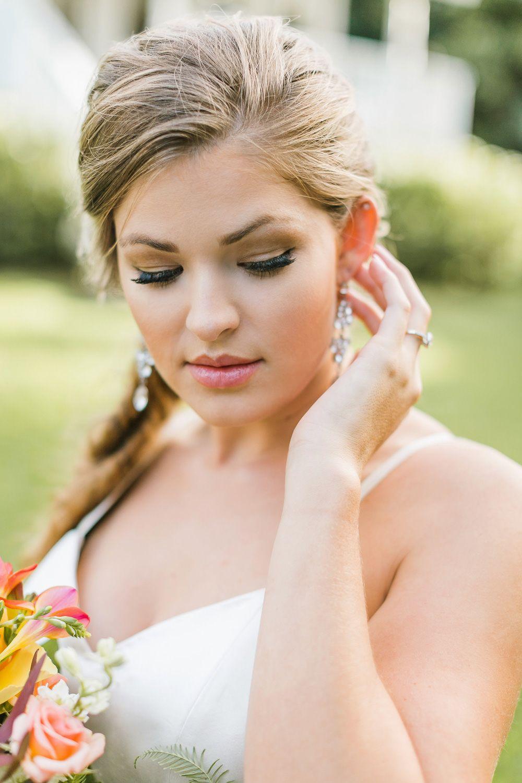 hair & makeup portfolio | makijaż | natural wedding makeup