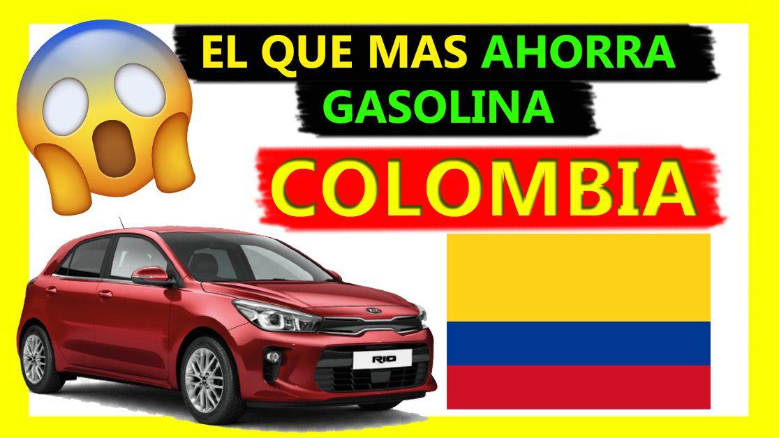 Carros Que Mas Ahorran Gasolina En Colombia 2018 O Autos Con Mejor Rendimiento De Gasolina En Colombia Autos Que Gastan Poca Gasolina Carros Que Ahorra Poster