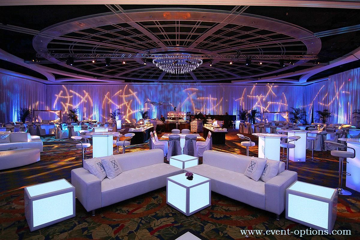 Perfect corporate event setting simple business for Office design events