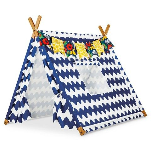 Babies · Marimekko for Target Play Tent ...  sc 1 st  Pinterest & Marimekko for Target Play Tent 3 pc - Lokki Print - Primary ...