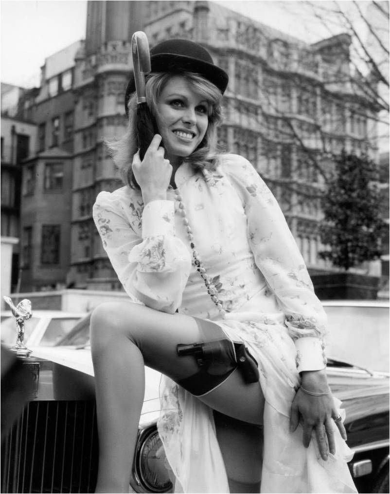 Joanna Lumley