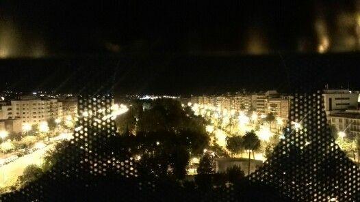 Paseo de La Victoria desde el Hotel Eurostars
