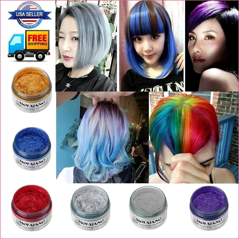 Temp Hair Color Spray In 2020