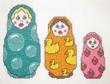 Cross stitch is the new modern art