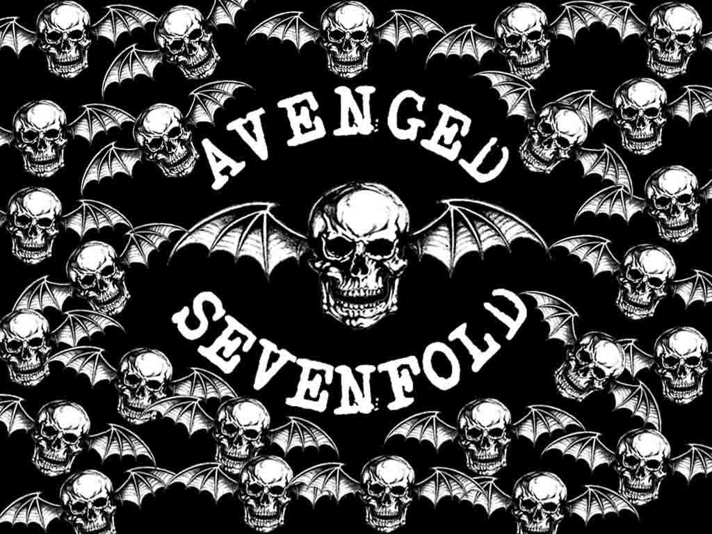 Avenged Sevenfold Deathbat Wallpaper Avenged Sevenfold