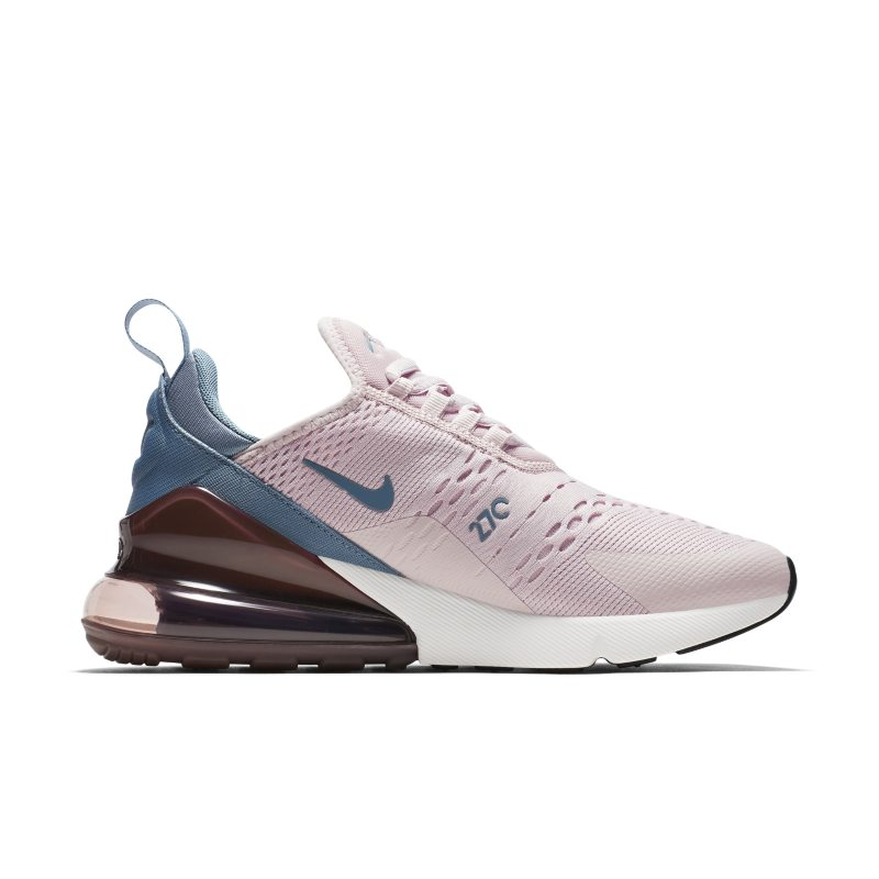 44ffda0177 Nike Air Max 270 Women's Shoe - Pink. In love - on my Christmas list, to  wear with camel coat and all black (or all grey) under.