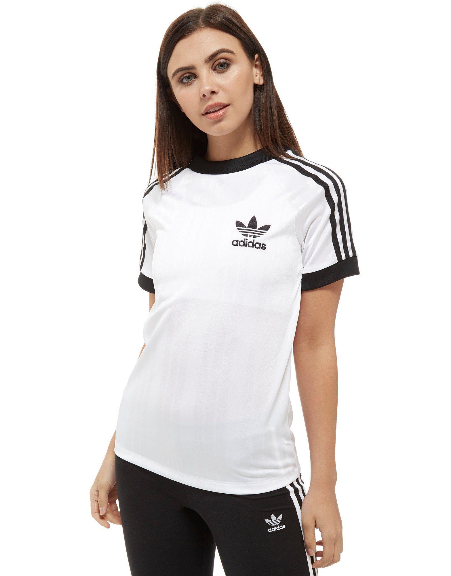 t-shirt foot adidas femme