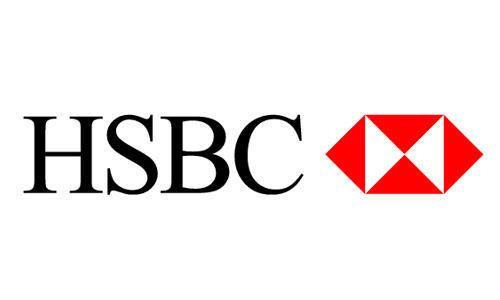 HSBC Bank Banking company logo | Hsbc logo, Banks logo ...