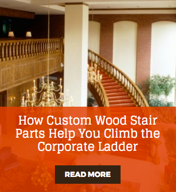 Sourcing Custom Wood Stair Parts Is Ideal For Large Scale Operations.  Despite Any Perceptions