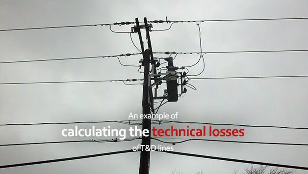 There Are Two Types Of Losses In Transmission And Distribution Line 1 Technical Losses And 2 Commercial Losses It S Necessary T Technical Loss Calculator