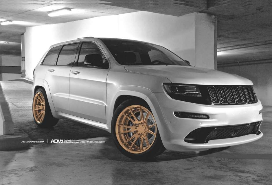 Jeep Cherokee Srt8 Adv5 0 M V2 Concave Wheels 2014 Jeep Grand