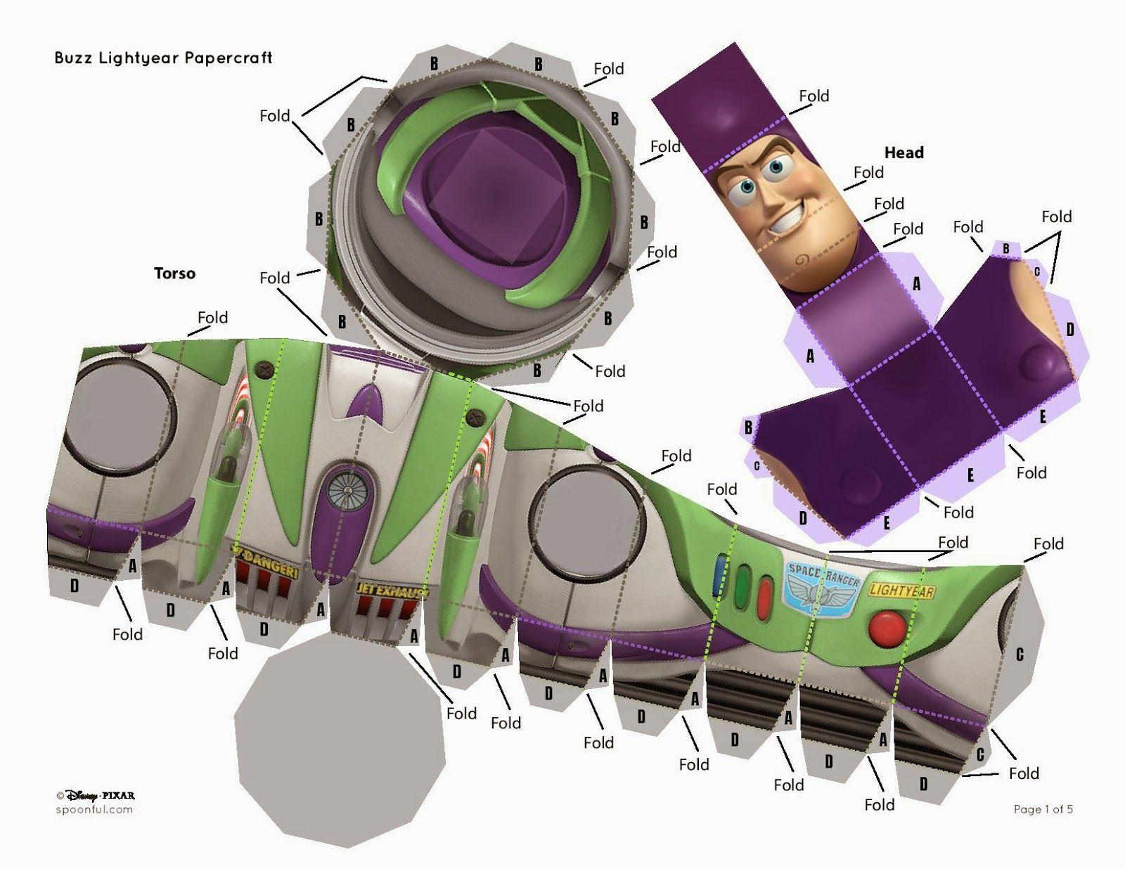 Isaac Tema Toy Story Juguetes De Toy Story Artesanías