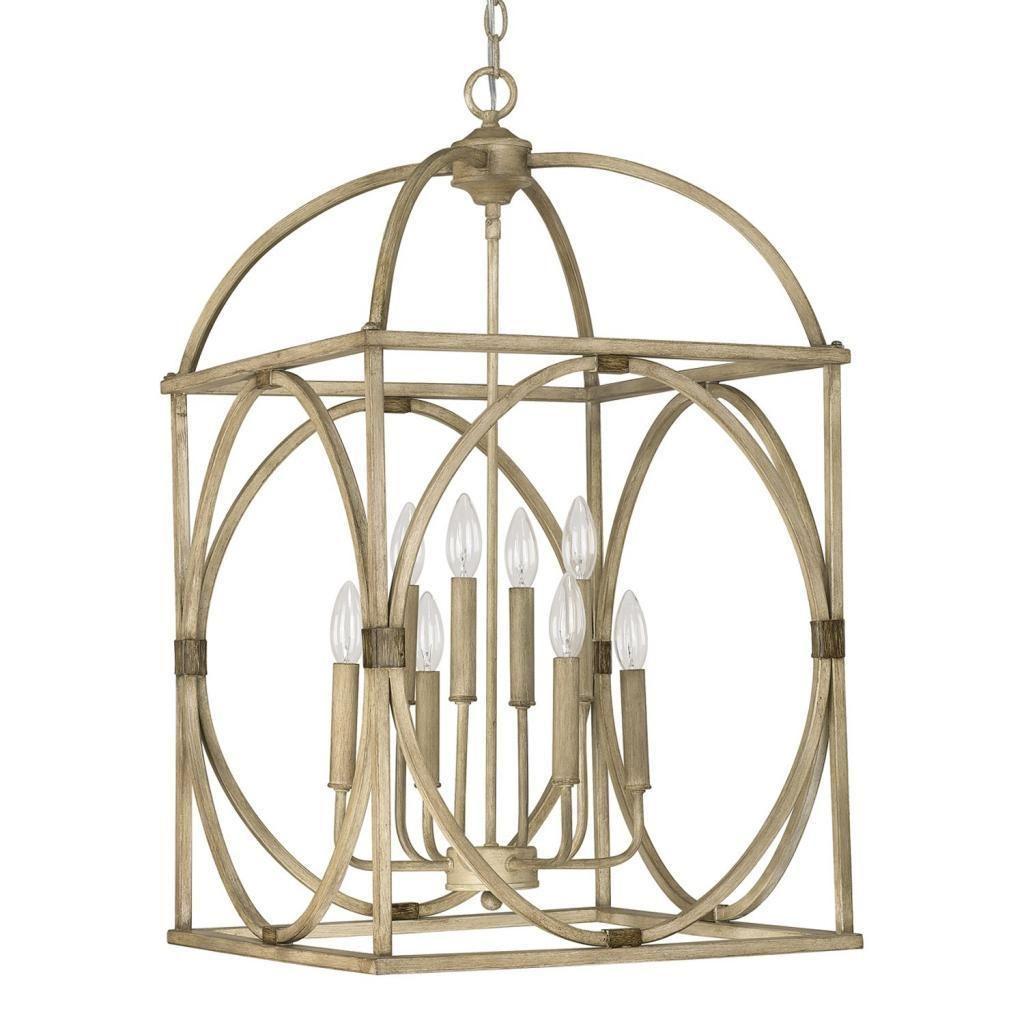 Capital lighting traditional french oak light foyer pendant