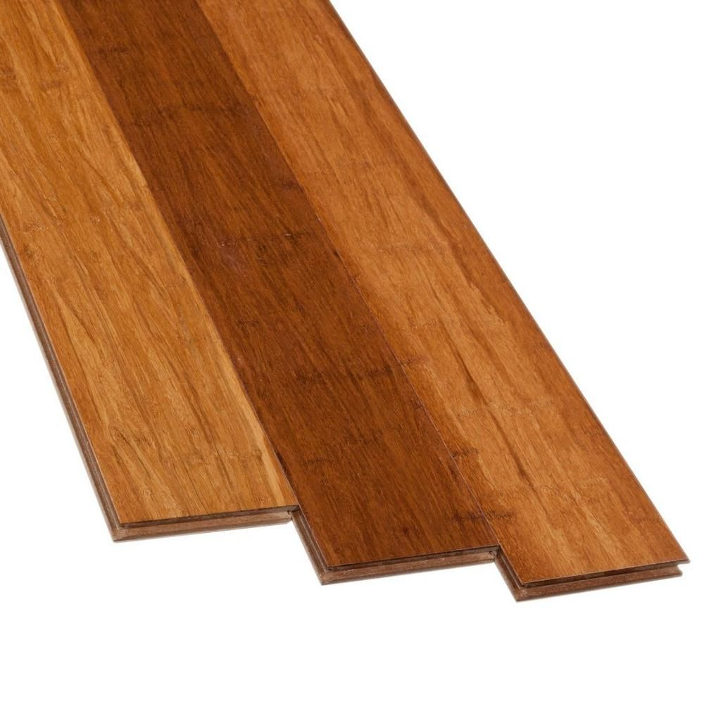 Ecoforest Mocca Locking Stranded Engineered Bamboo 3 X2f 8in X