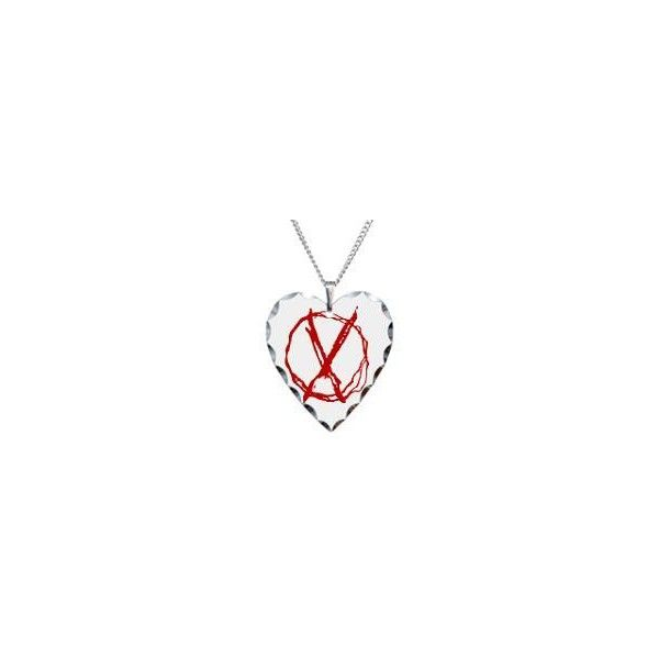 Operator Symbol Necklace 24 Liked On Polyvore Featuring