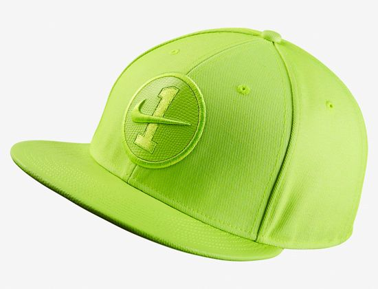 Air Force 1 Volt True Fitted Hat by NIKE