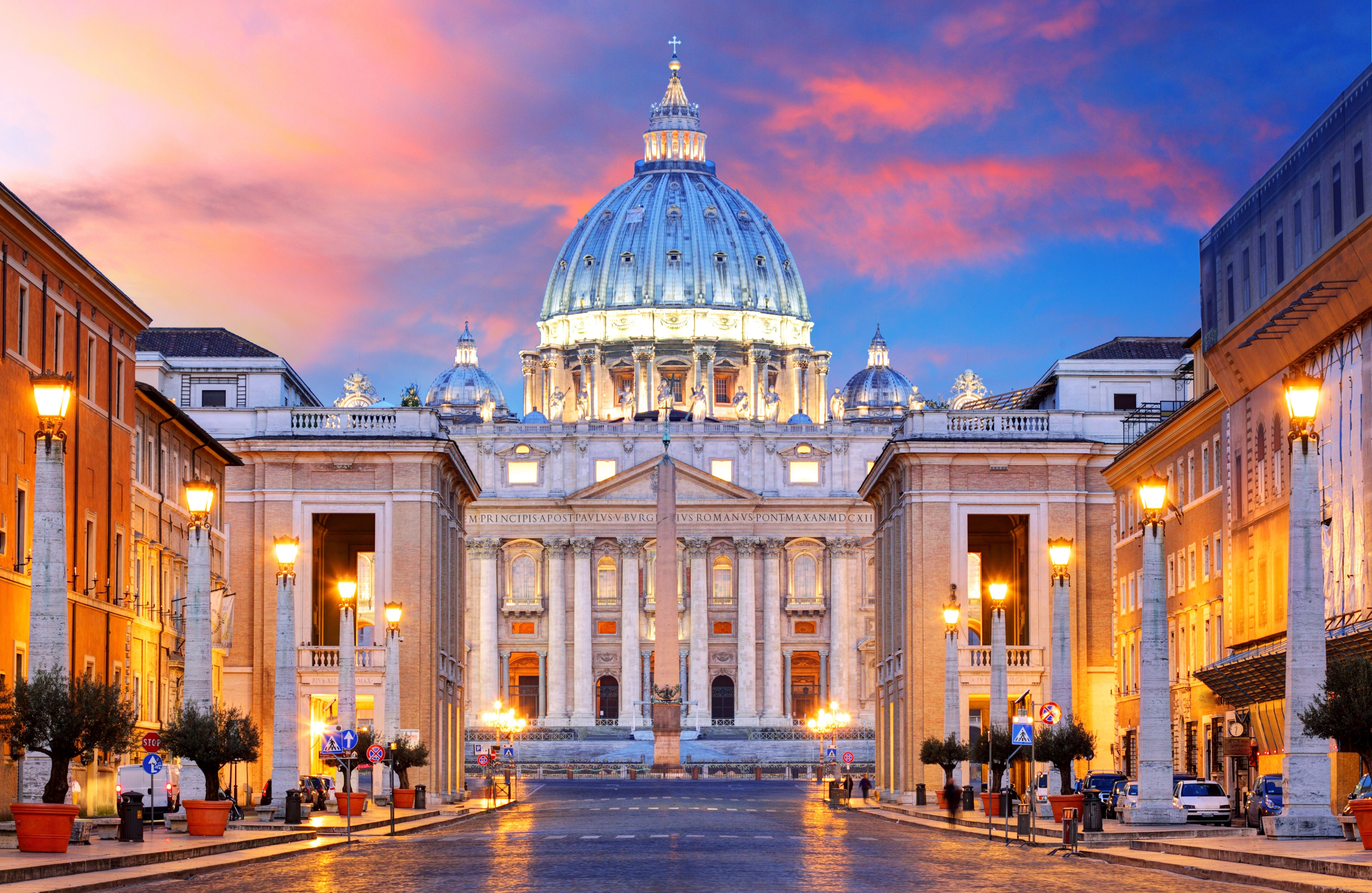 Rome Vatican City Day Trips From Rome Best Of Rome Vatican Tours