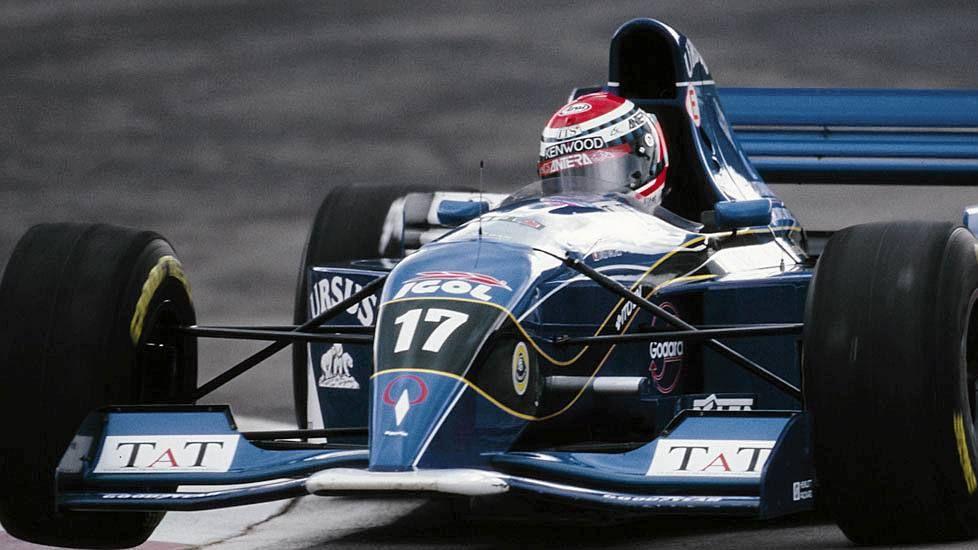 pacific grand prix 1995