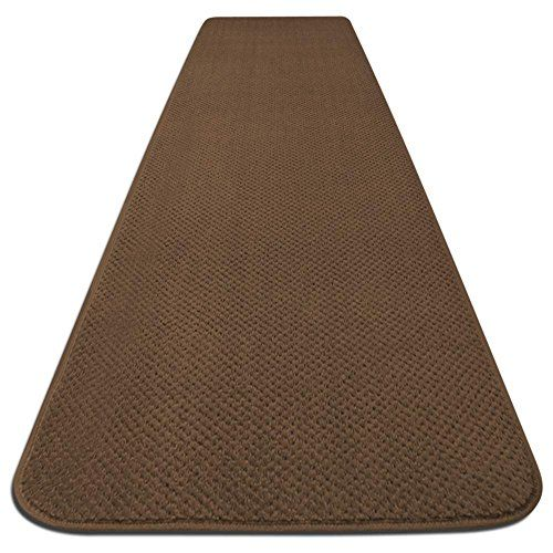 Amazon Com Skid Resistant Carpet Runner Toffee Brown 8 Ft X 27 In Many Other Sizes To Choose From Indoor Carpet Carpet Runner Cheap Carpet Runners