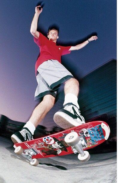 Kevin Harris Bones Brigade Stationary Bike Skateboard