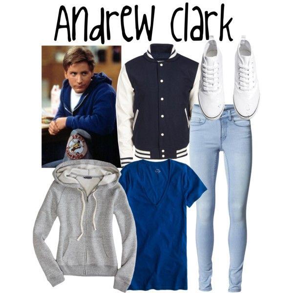 Andrew Clark -- The Breakfast Club | Breakfast club ...