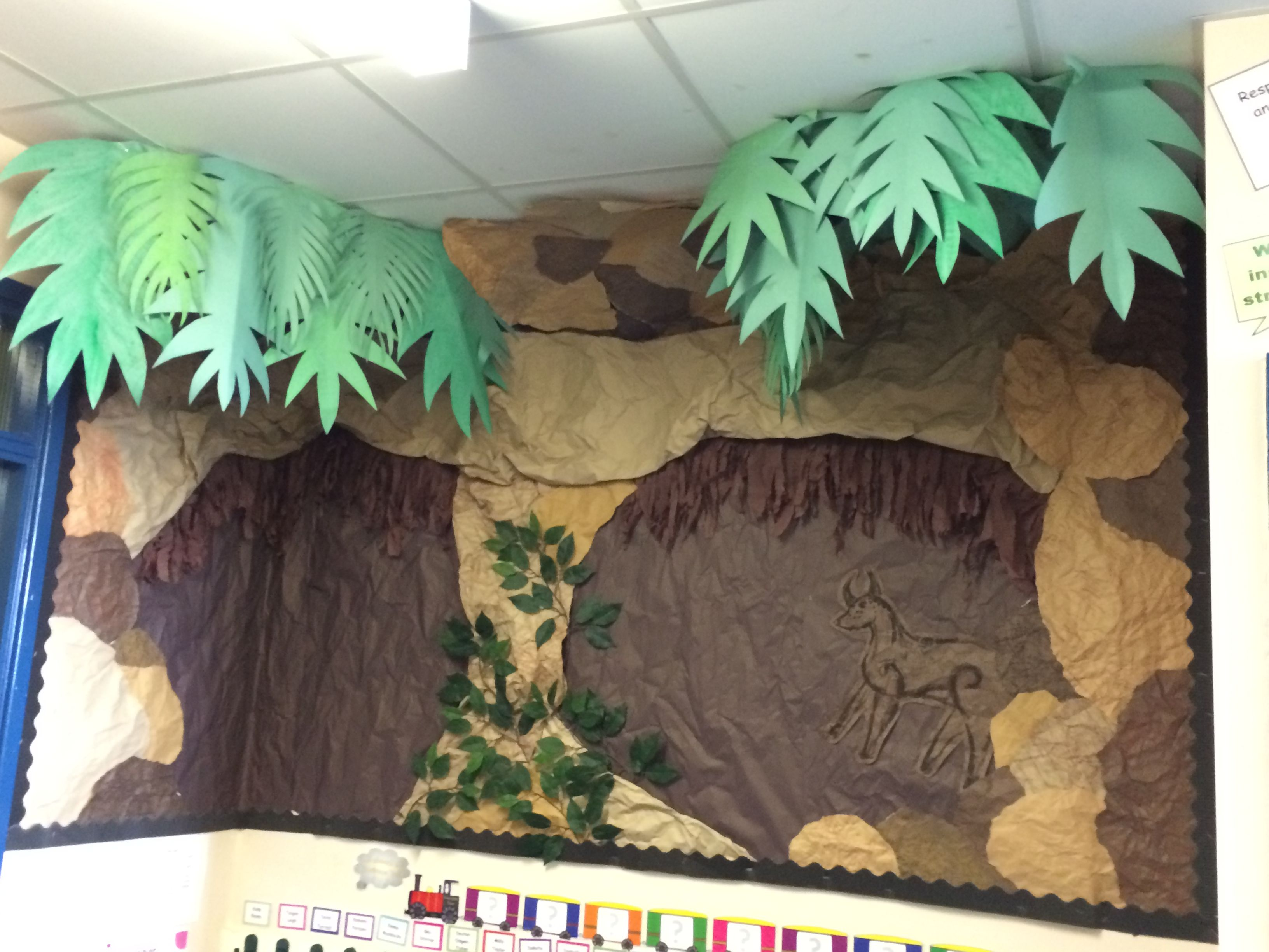 Cavemen stone age display proyecto prehistoria for Soil facts ks2