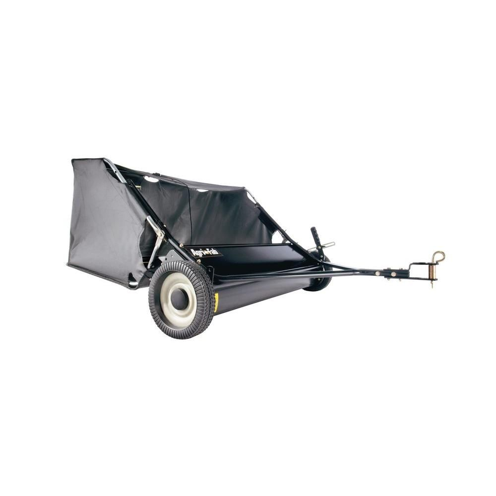 Agri Fab 42 In 12 Cu Ft Tow Lawn Sweeper 45 0320 Lawn Equipment Lawn Riding Lawn Mowers