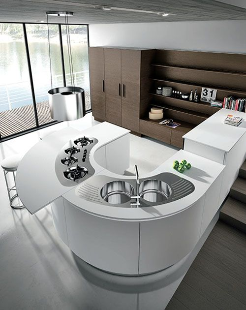 Gatto Cucine – Samina | Architecture | Pinterest | Kitchens and ...